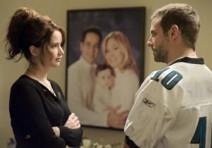 Silver-Linings-Playbook Bradley Cooper, Jennifer Lawrence
