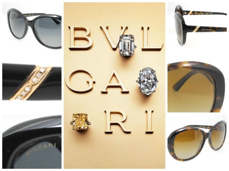 Fashion Eyewear Introduces Exclusive Bvlgari Gold 18kt Luxury Frames ...