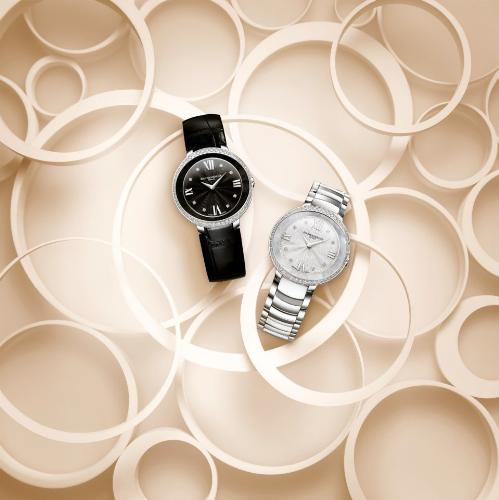 Baume and Mercier Promesse 10166 and Promesse 10199