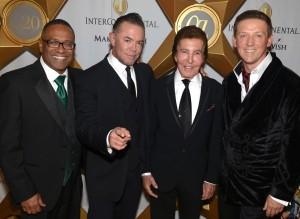 4 Norm Wedderburn, Shareef Malnik, Al Malnik, Robert Hill - PHOTO CREDIT Manny Hernandez
