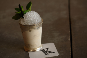 Mint Julep Cocktail_KLIMA