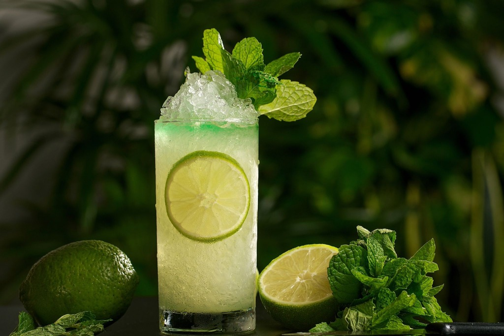 Mojito Illegal Cocktail_KLIMA