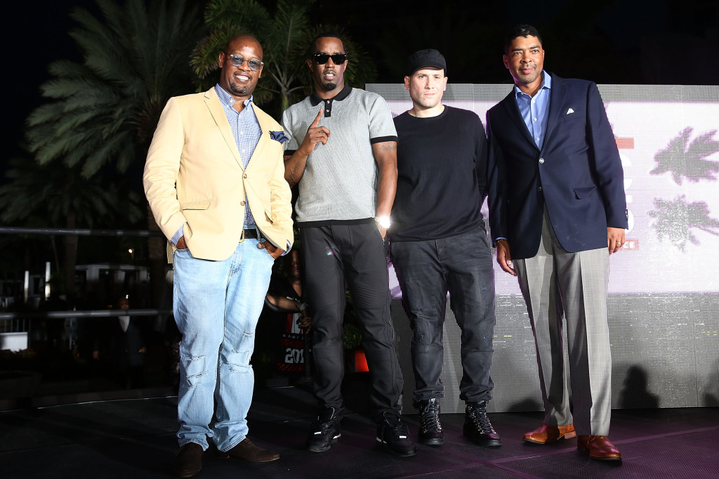 2015 REVOLT Music Conference - Welcome Ceremony