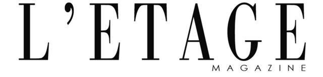 L'Etage Magazine logo