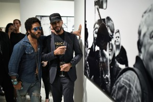 Lenny Kravitz and Swizz Beatz at Opening of Flash, credit Jamie McCarthy GettyImages.jpg