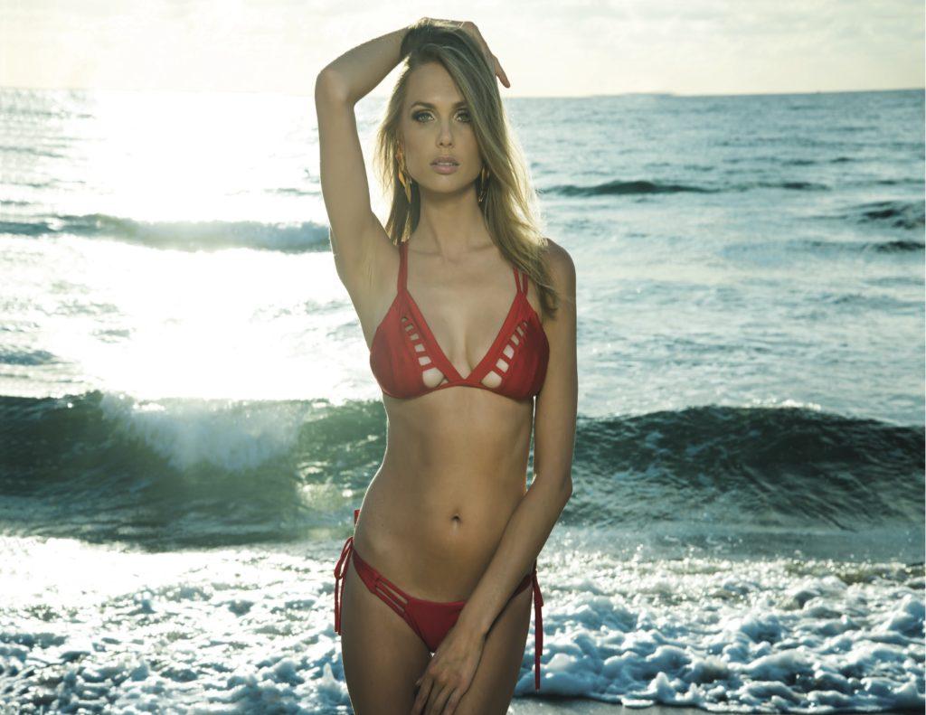Jasmine Bikini Top, Keva J. Swimwear, Swim Week, #loewsmiami, #swimweek