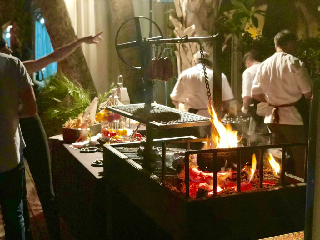 SBE Taste Celebrity Chef Edition   SLS Hotel