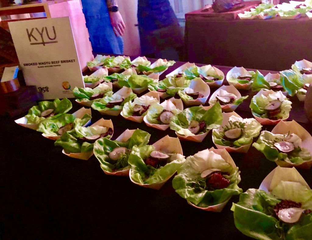 SBE Taste Celebrity Chef Edition and SLS Hotel