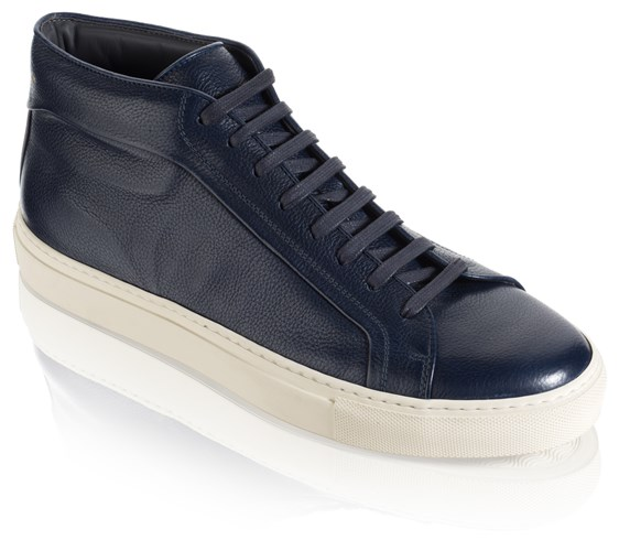 King Navy Tan | To Boot New York