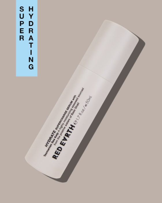 Red Earth's Hydrate Supercharge Serum