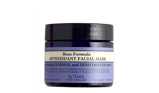 Neal's Yard Remedies Rose Formula Antioxidant Facial Mask