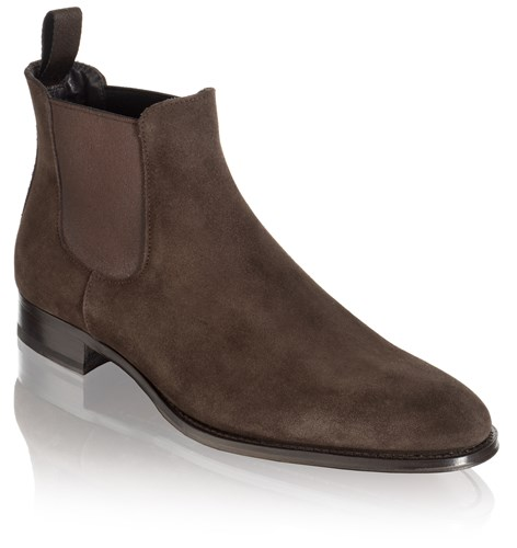 To Boot New York | Toby Dark Brown Suede